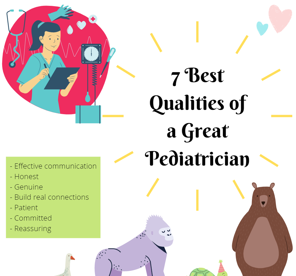 7 Best Qualities of a Great Pediatrician